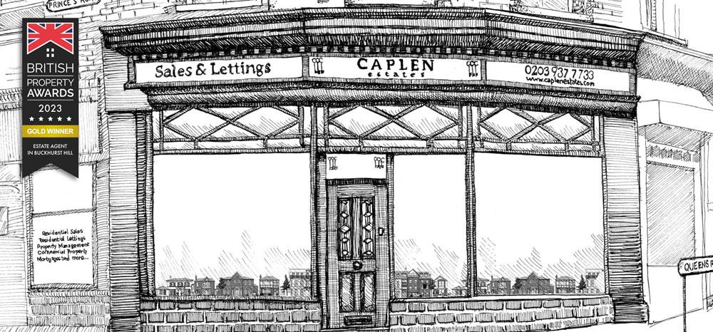 Essex street illustration